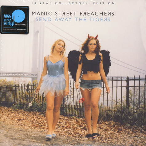 Manic Street Preachers - Send Away The Tigers - 10 Years Collectors Edition