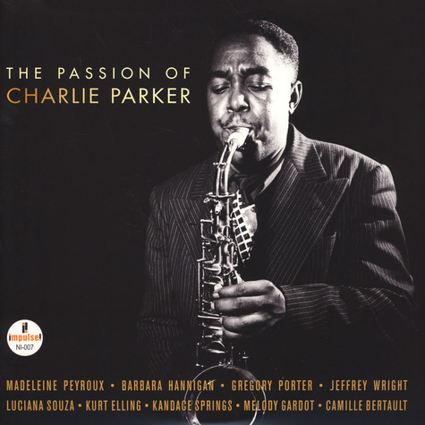 V.A. - The Passion Of Charlie Parker