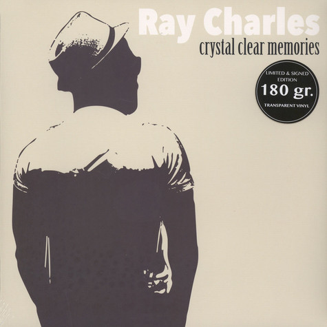 Ray Charles - Crystal Clear Memories Clear Vinyl Edition