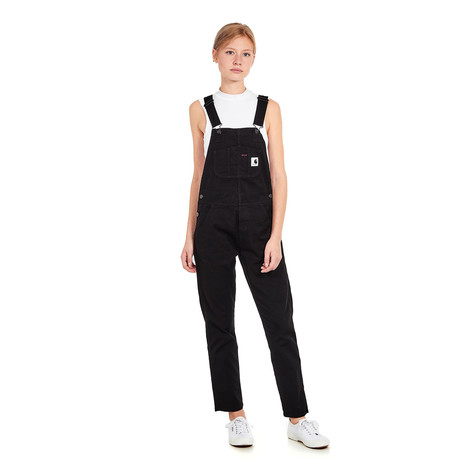 "Carhartt WIP - W' Bib Overall ""Huron"" Stretch Canvas, 9.1 oz"