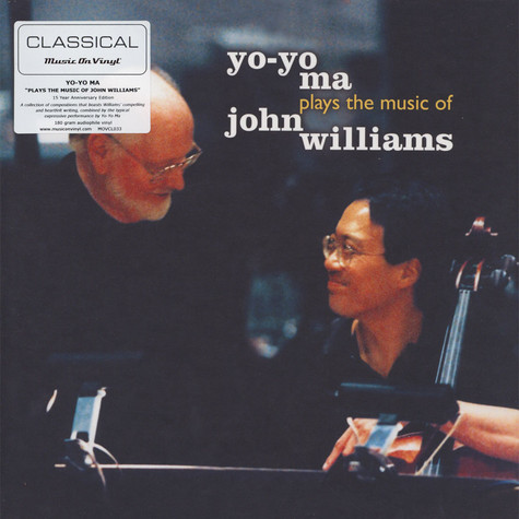 Yo-Yo Ma - Plays The Music Of John Williams