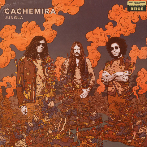 Cachemira - Jungla Colored Vinyl Edition