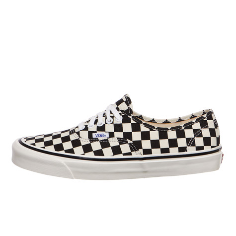 57b9563941ee Vans - Authentic 44 DX (Anaheim Factory) (Black Check)