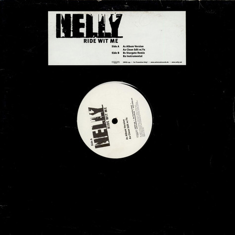 Nelly - Ride Wit Me