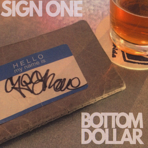 Sign One - Bottom Dollar