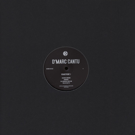 D'Marc Cantu - Homefront (Document1)