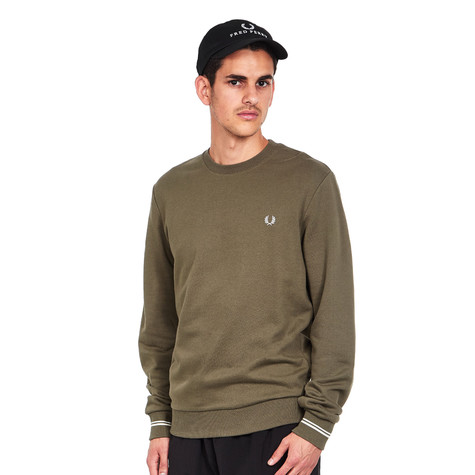 Fred Perry - Crewneck Sweater