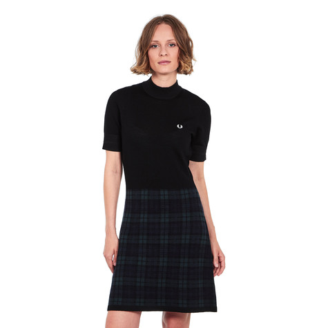 Fred Perry - Blackwatch Knitted Dress