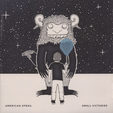 American Opera - Small Victories Colored Vinyl Edition