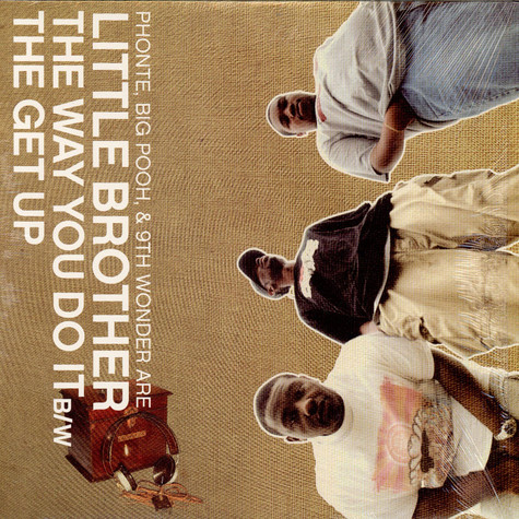 Little Brother - The Way You Do It