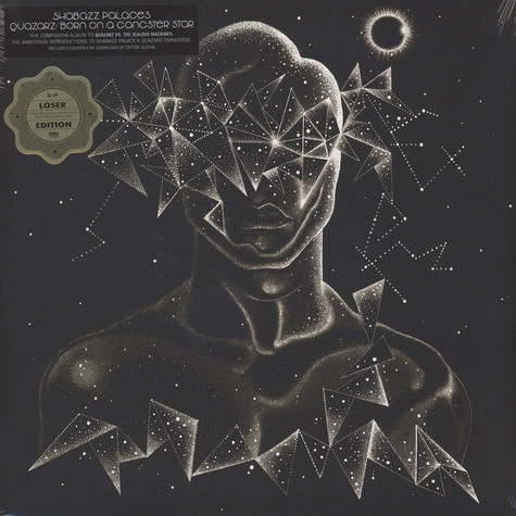 Shabazz Palaces - Quazarz: Born On A Gangster Star Loser Edition