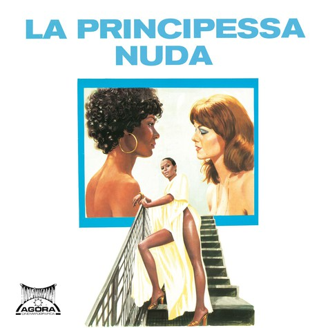 Detto Mariano - OST Black Magic - La Principessa Nuda Black Vinyl Edition