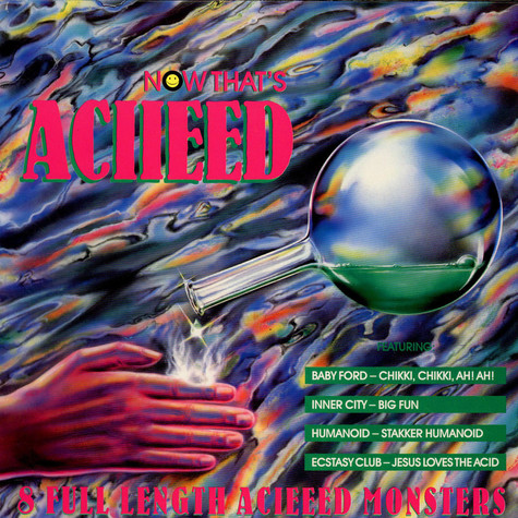 V.A. - Now That's Aciieed