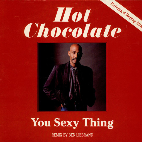 Hot Chocolate - You Sexy Thing (Extended Replay Mix)