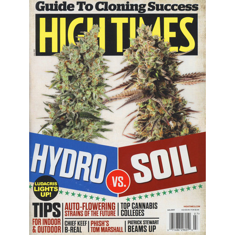 High Times Magazine - 2017 - 07 - July