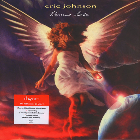 Eric Johnson - Venus Isle