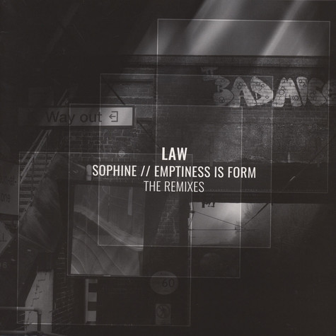 Law - Sophine / Emptiness Is Form The Remixes