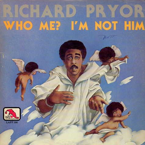 Richard Pryor - Who Me? I'm Not Him