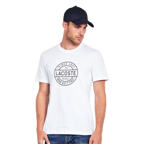 Lacoste - Original Polo Print T-Shirt