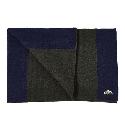 Lacoste - Double Face Scarf
