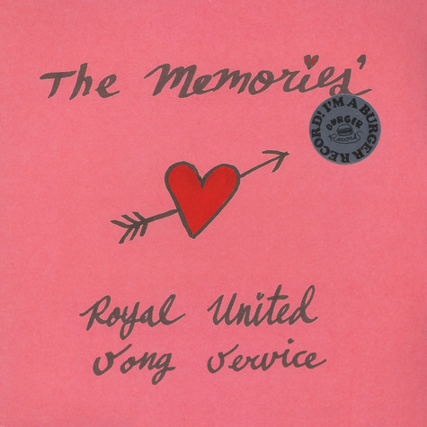 Memories, The - Royal United Song Service