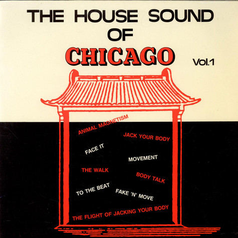 Various - The House Sound Of Chicago Vol. 1