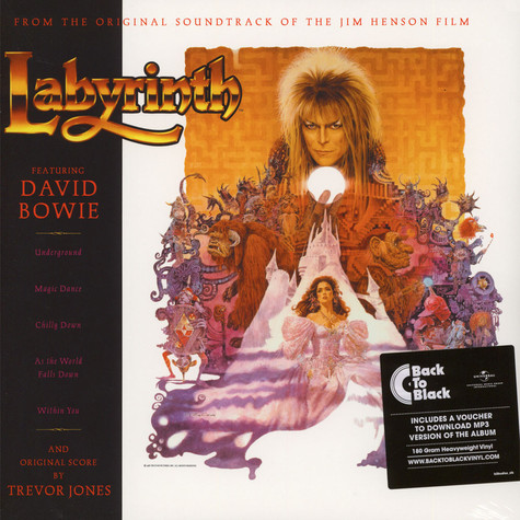 David Bowie - OST Labyrinth