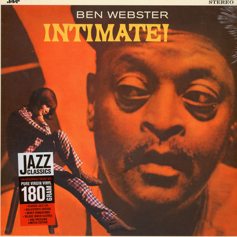 Ben Webster - Intimate!