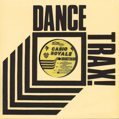 Casio Royale - The Beat Will Control Dance Trax Volume 4