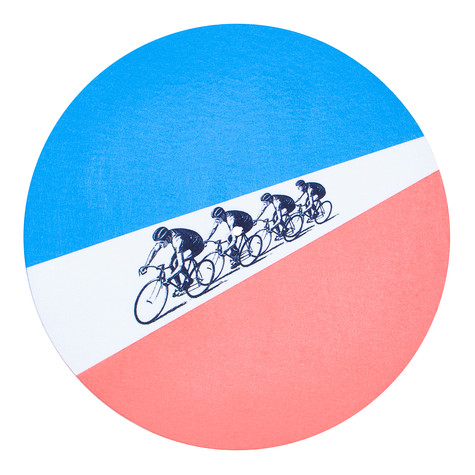 Kraftwerk - Tour De France Slipmat