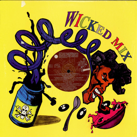 Various - Wicked Mix 40