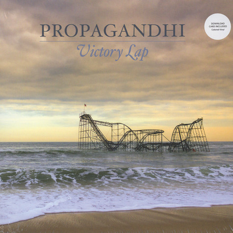 Propagandhi - Victory Lap Beer Colored Vinyl Edition
