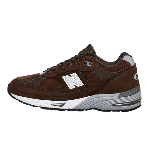 New Balance - M991 PNB Made in UK (Brown)   HHV a452f30268f3