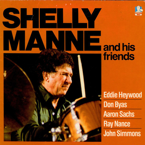 Shelly Manne & His Friends - Shelly Manne & His Friends