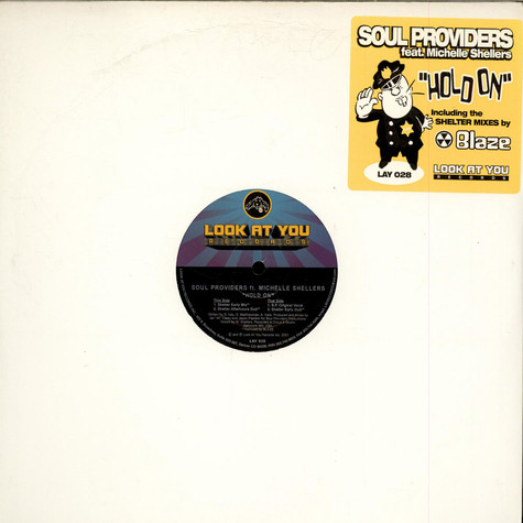 Soul Providers feat. Michelle Shellers - Hold On