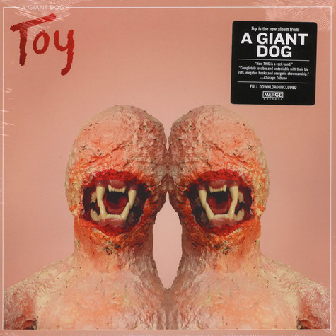 A Giant Dog - Toy