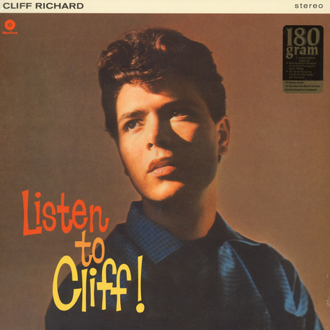 Cliff Richard - Listen To Cliff!
