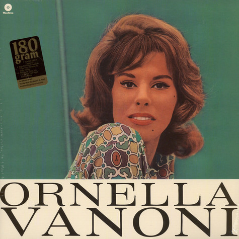Ornella Vanoni - Debut Album Deluxe Gatefold Edition