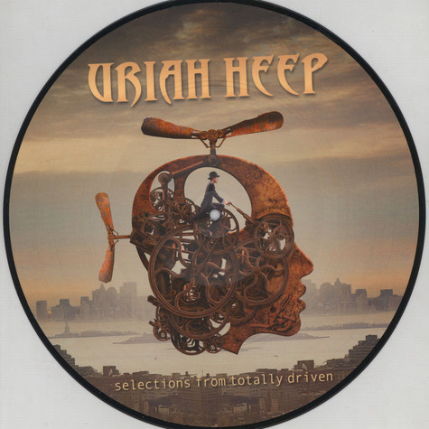 Uriah Heep - Selections From Totally Driven