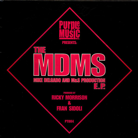 Mdms - The Mdms E.P.
