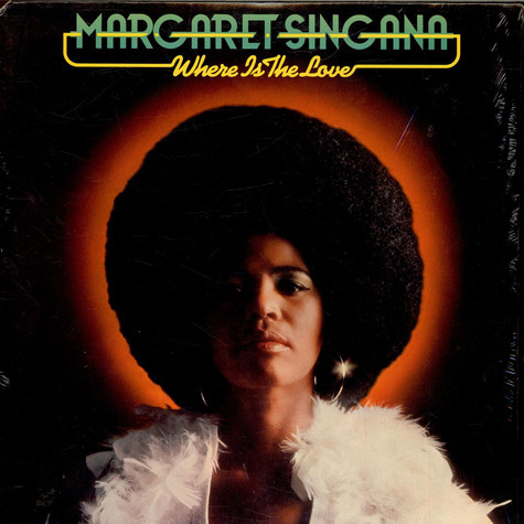 Margaret Singana - Where Is The Love