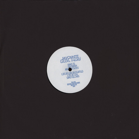 Javonntte - Groove Theory