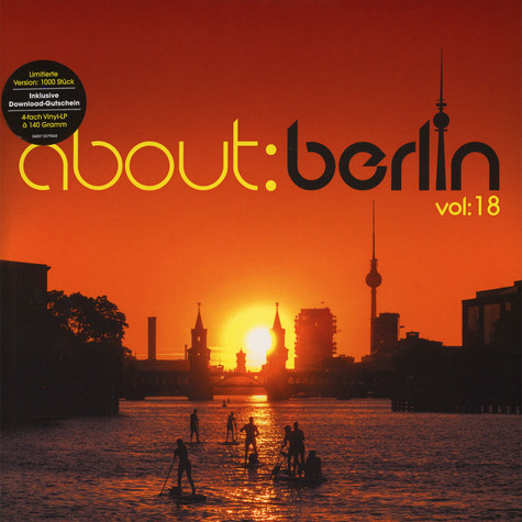 About:Berlin - Volume 18