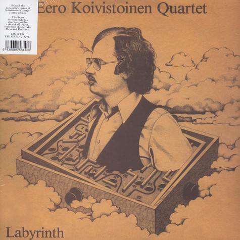 Eero Koivistoinen Quartet - Labyrinth Yellow Vinyl Edition