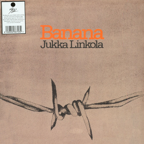 Jukka Linkola - Banana Black Vinyl Edition