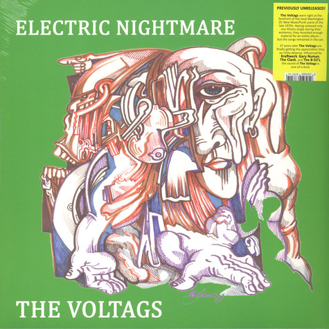 Voltags, The - Electric Nightmare