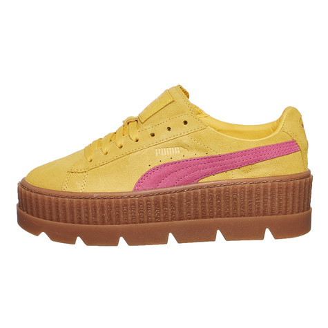 creepers puma rose