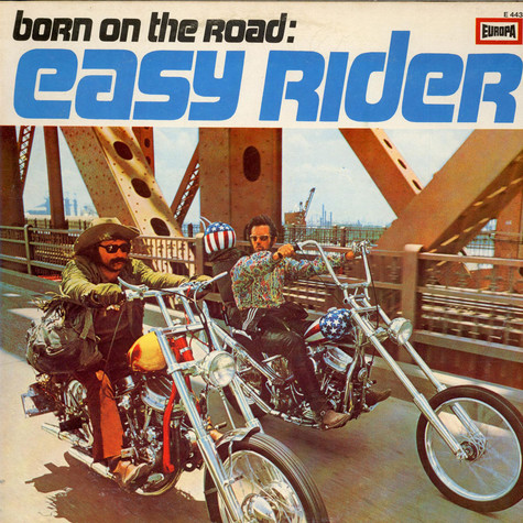 V.A. - Born On The Road: Easy Rider