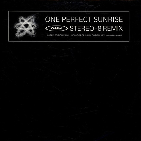 Orbital - One Perfect Sunrise (Stereo-8 Remix)