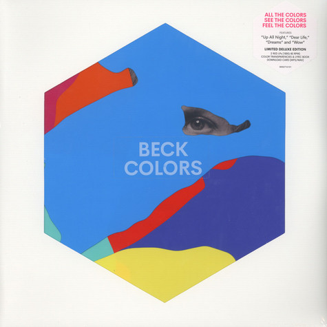 Beck - Colors Red Vinyl Deluxe Edition